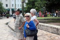 Carl Conger, Linda Beebe, Linda Conger