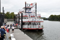 Paddle Boat River Cruise