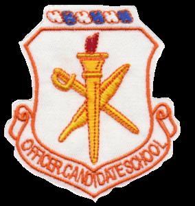 US Air Force Officer Candidate School Alumni Logo
