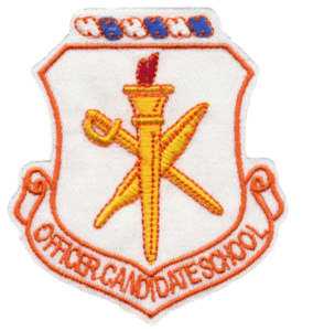 US Air Force Officer Candidate School Patch